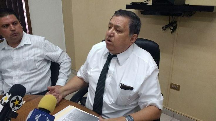 <p></p>  <p>Chihuahua, Chih.- Está mañana el secretario general del sindicato de trabajadores del Cobach, José Acuña