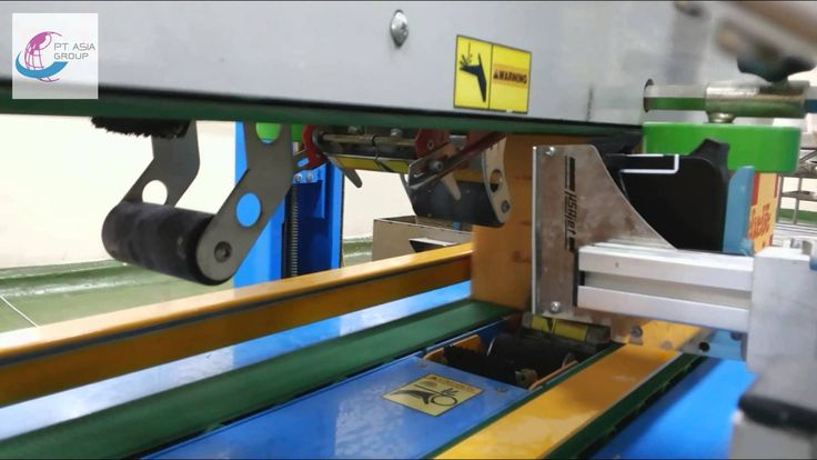 Outer Case Coding by MiniKey HSAJet TIJ Printer - coding and marking sol...