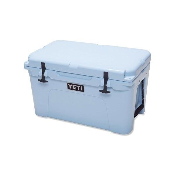 YETI Tundra 45 Cooler ❤ liked on Polyvore featuring home, kitchen & dining and outdoor storages