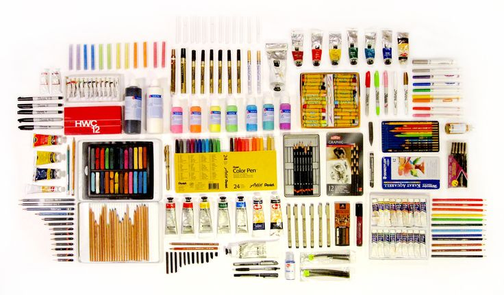 From thingsorganizedneatly - OMG I love this. I want to do something like this with our art stuff!