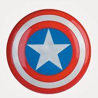 Escudo del Capitán América.