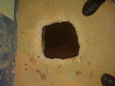 Detentos cavam buraco e fogem de delegacia em Fortaleza: ift.tt/2a0MdUw