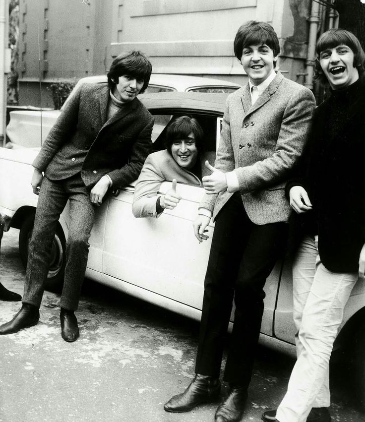 ♡♥The Beatles - click on pic to see a larger pic♥♡