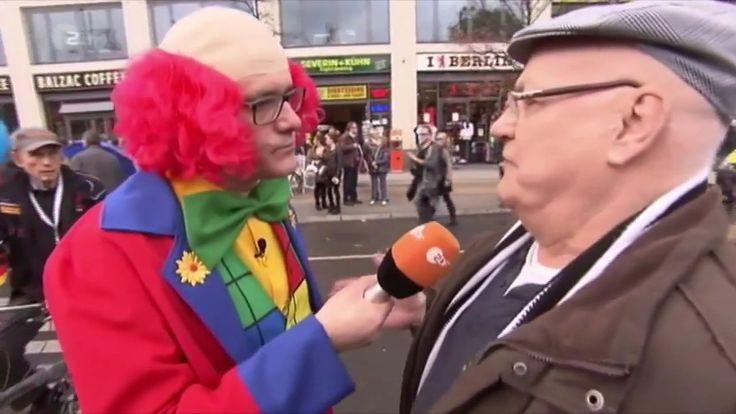"""""""AfD-Anhängern auf die Fresse hauen"""": ZDF heute show jenseits von Satire und gutem Geschmack - http://www.statusquo-news.de/afd-anhaengern-auf-die-fresse-hauen-zdf-heute-show-jenseits-von-satire-und-gutem-geschmack/"""