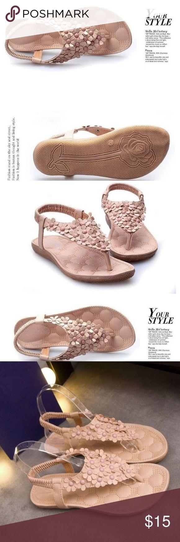 Adorable sandals ♥️ Adorable sandals - never worn Shoes Sandals