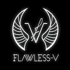Flawless-V #Logo #Creative #Design #brand #designer