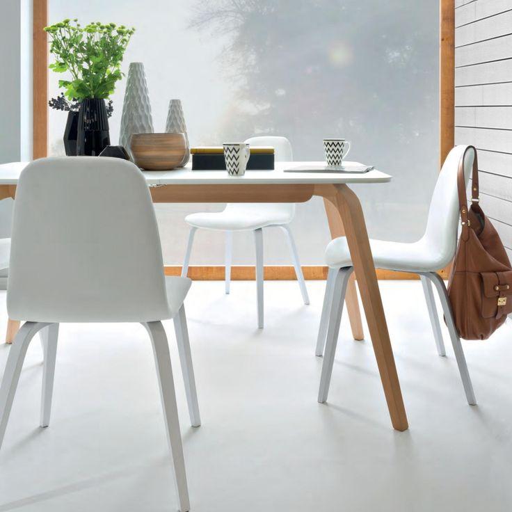 Krzesło Possi, Black Red White