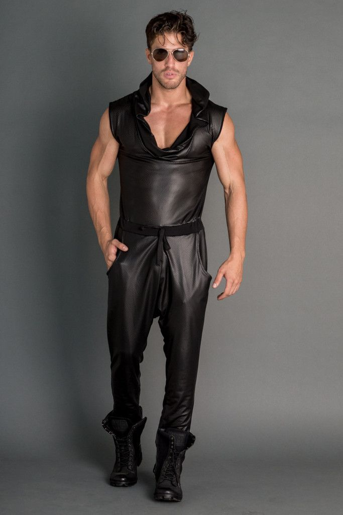Shiny Jumpsuit | Men's 2014 in 2019 | Jumpsuit, Fashion ...