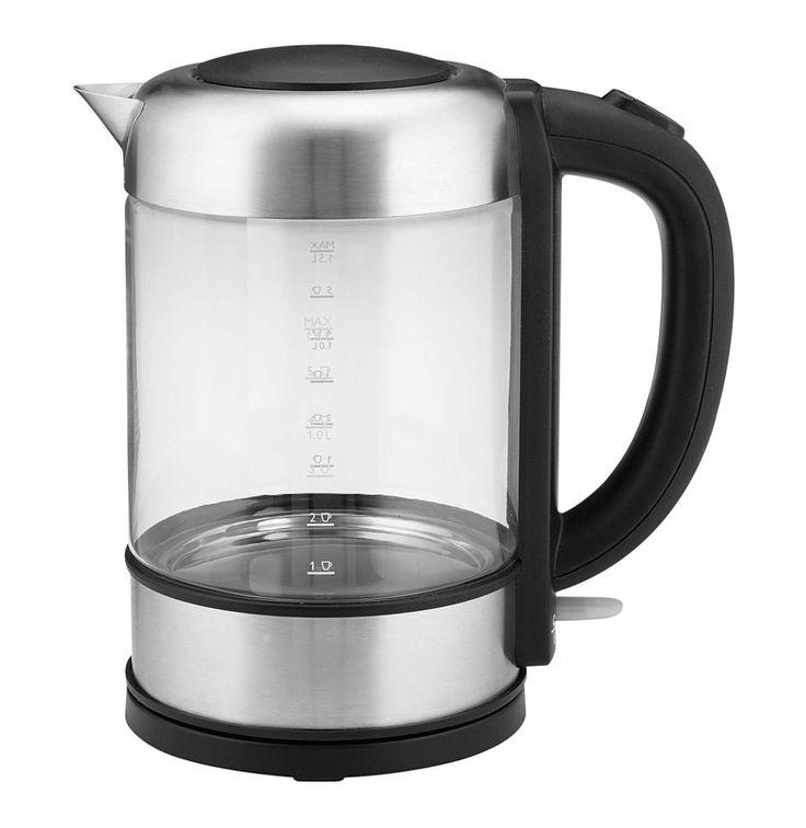 SWAN Glass Kettle | Makro Online