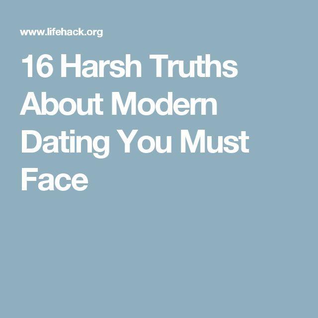 Modern dating truths