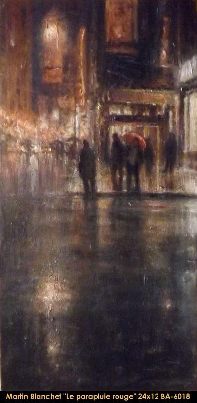 Original oil painting on canevas by Martin Blanchet #MartinBlanchet #Artist #CanadianArtist #QuebecArtist #Art #Oilpainting #OriginalPainting #FineArt #UrbanLandscape #nightlight #Balcondart