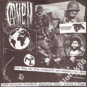 AMEN - PAN BÓG MIE ...... NNNW 1995 MINT 7