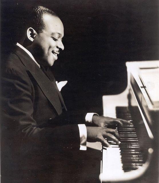 Count Basie, Masters of Jazz - such a wonderful jazzpianist - love listening to his music