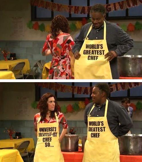 """""""I Love SNL"""" """"I love SNL more so..."""""""