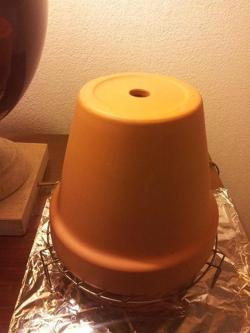 faire un petit chauffage d'appoint avec des bougies !