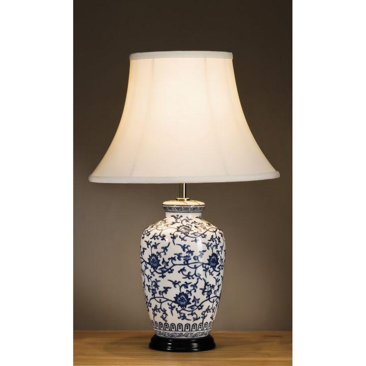 Asian Style Desk Lamp
