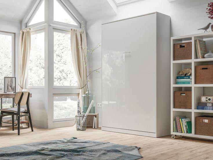 Das Smartbett Ist Ein Bett Wenn Es Zum Schlafen Gebraucht Wird Den Grossteil S Smartbett Schrankbett Klappbett Klappbett Schreibtisch