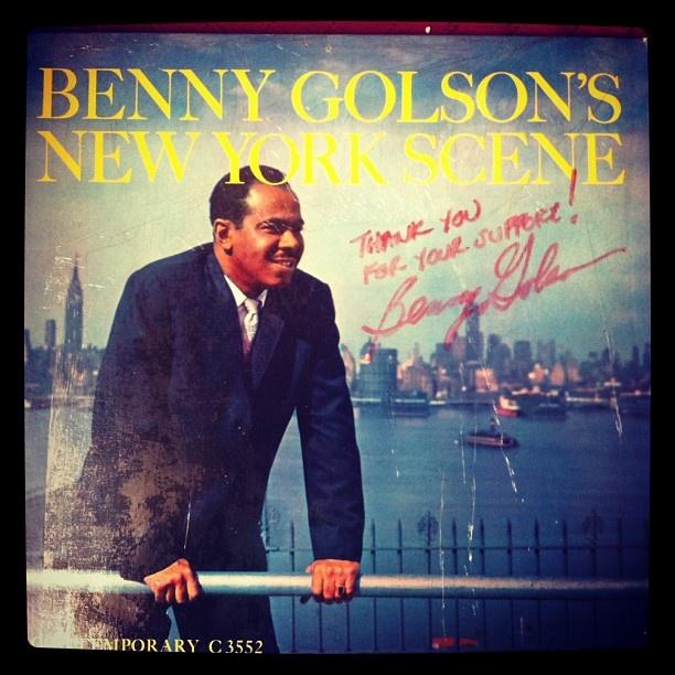 New York Scene - Benny Golson