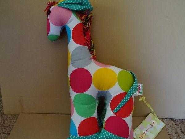 Spotty giraffe that needs cuddles http://www.nestling.com.au/sale---baby-accessories-c73/toys-c44/kavishka-spotty-baby-giraffe-p1124/