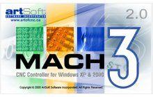 Mach3 - CNC controller