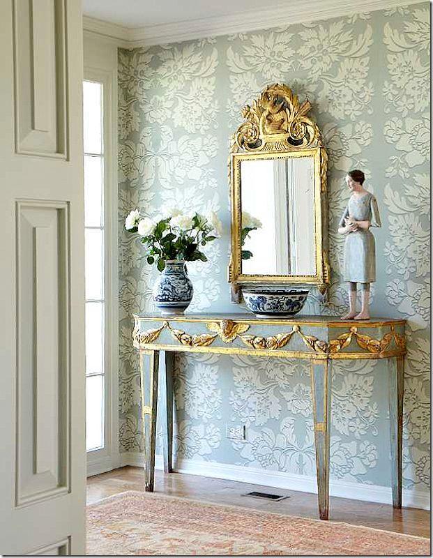 Interior Designer Carol Glassers New House