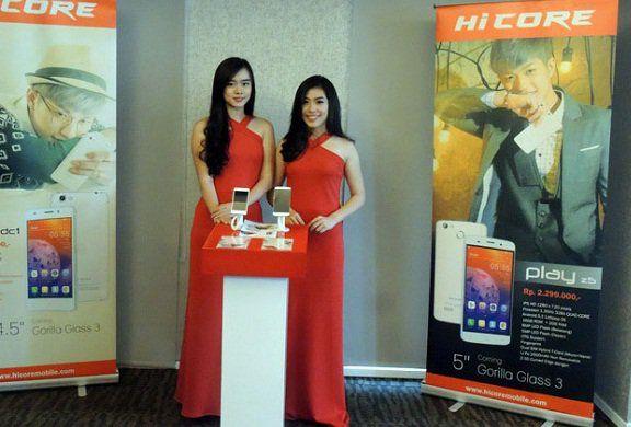 HiCore Mobile terapkan online smartphone yang  diperbaiki