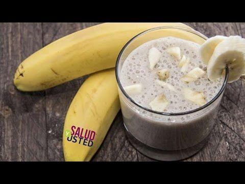 Derrite la Grasa del estomago como Loco, Con esta combinación mortal de Dos Frutas - YouTube