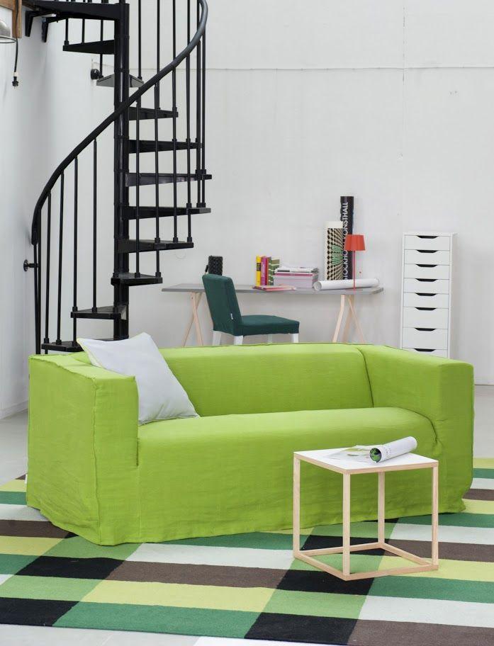126 best Klippan Sofa Cover Colorful images on Pinterest Sofas