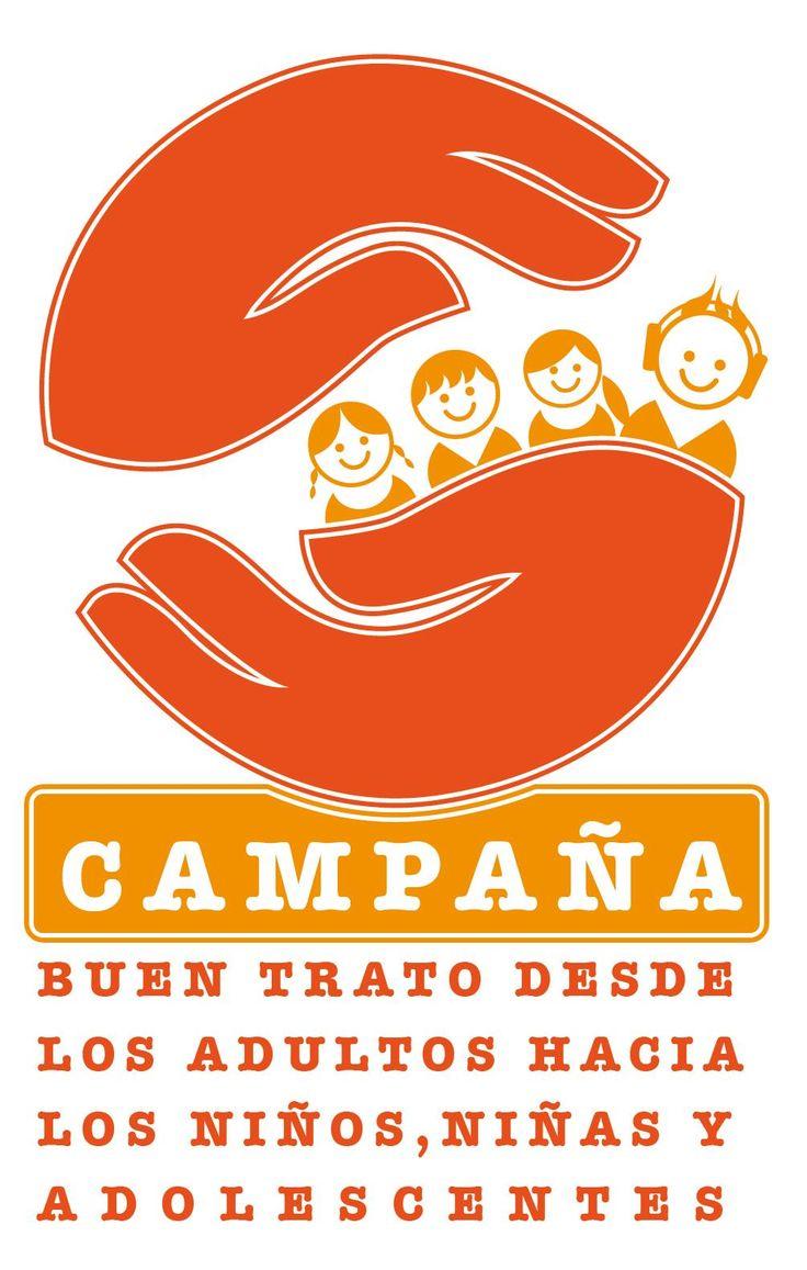 Diseño logotipo para proyecto CAMPAÑA POR EL BUEN TRATO.