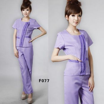 48 best images about spa on pinterest bali spa nail for Spa uniform fashion