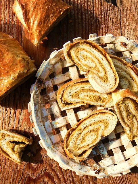 Olive Tapenade Rollatini: Garlic Clove, Food Recipes, Olives Tapenade, Recipes Contest, Breads Recipes, Olives Gardens, Sea Salts, Virgin Olives Oil, Tapenade Rollatini