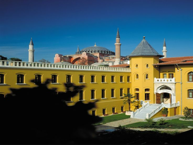 Hotel Istanbul at Sultanahmet: Turkey Resorts : Condé ...