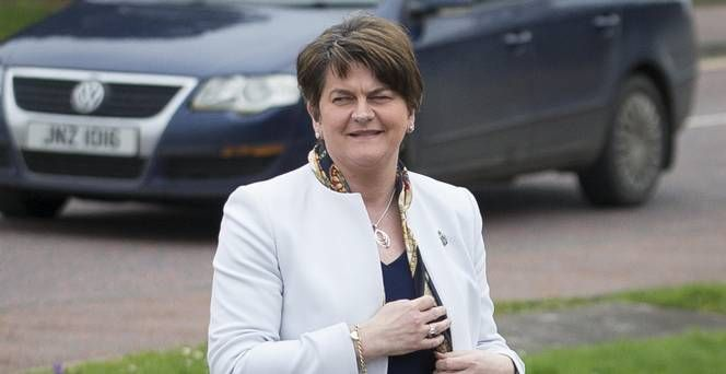 Arlene Foster My wish is for the pro-Union parties to now come together - Belfast Telegraph