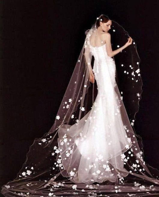 Ethereal Dreamy Wedding Dress #ethereal #dreamy #weddingdress
