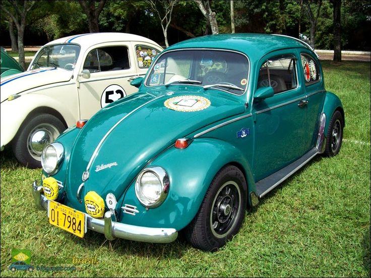 VW Fusca Brasil: Encontro mensal do Independente Volks Clube de Canoas/RS