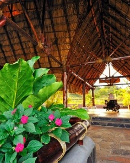 Hacienda Puerta del Cielo  (  Masatepe, Nicaragua )  From the architecture to the raw materials, the resort reflects its unspoiled surroundings. #Jetsetter