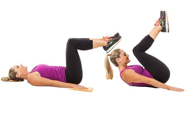 Best Moves to Bust Fat Under the Belly Button Slideshow | LIVESTRONG.COM