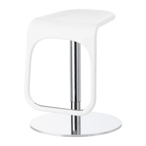Urban Bar Stool Ikea Easy To Adjust The Height With Only One Hand Footrest For Extra Sitting Comfort Maison Douce à La Pinterest Stools