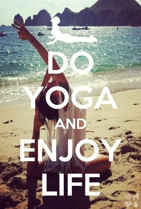Practice yoga, practice self care