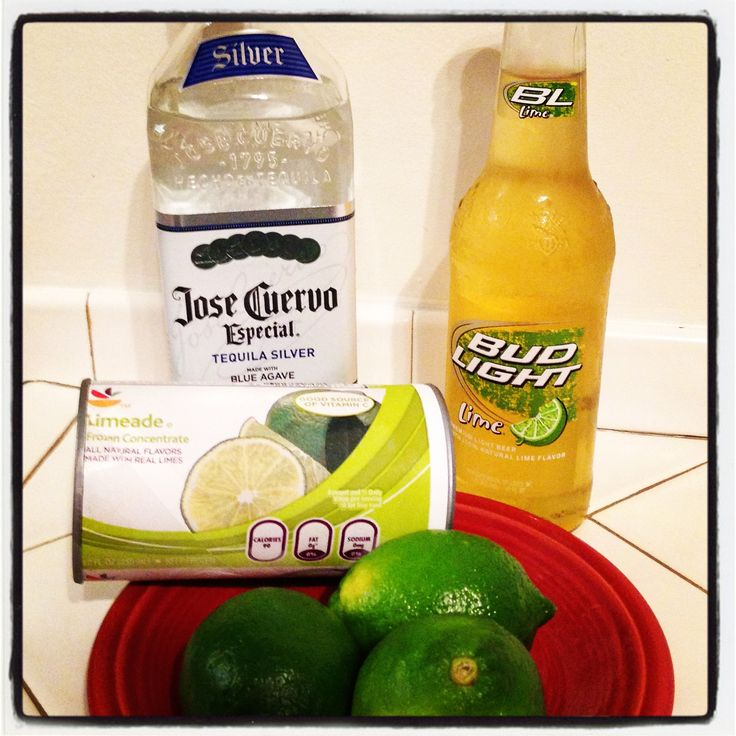 """Our new favourite drink :) mmmm!  Putting the """"Marg"""" back in Bud Light Lime Margarita! #BrewTail"""