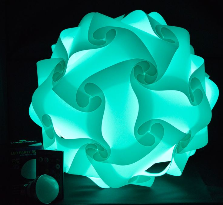 LuvALamps - 3D Puzzle Lights                                                                                                                                                                                 More