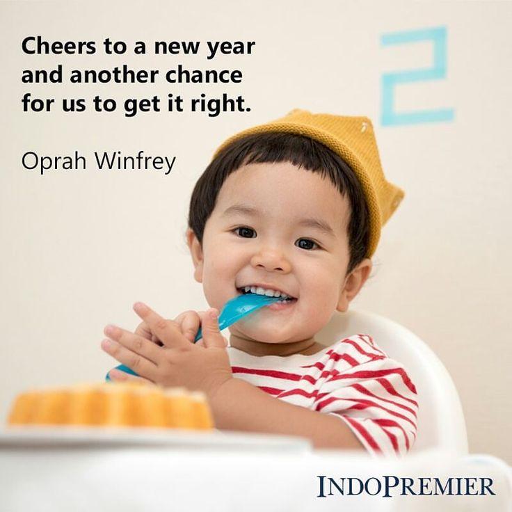 Kita telah memasuki babak baru di Tahun 2017. Tetap semangat dan optimis dalam menjalani hari. Gunakan kesempatan anda dengan baik dan jangan lengah untuk merencanakan keuangan anda di tahun ini dengan matang, agar bisa segera meraih kebebasan finansial.  www.ipotku.com #CaraModernMenabung #CaraBaruMenabung #Menabung #PertamaDiIndonesia #Investasi #Reksadana #YukNabungReksadana #YukNabungViaChat #BeliReksadanaViaChat #InvestasiViaChat #Creative #Creativity #opportunity #success #sukses