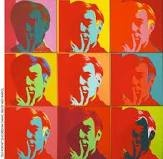The beginning of manufactured art.  (Andy Warhol)