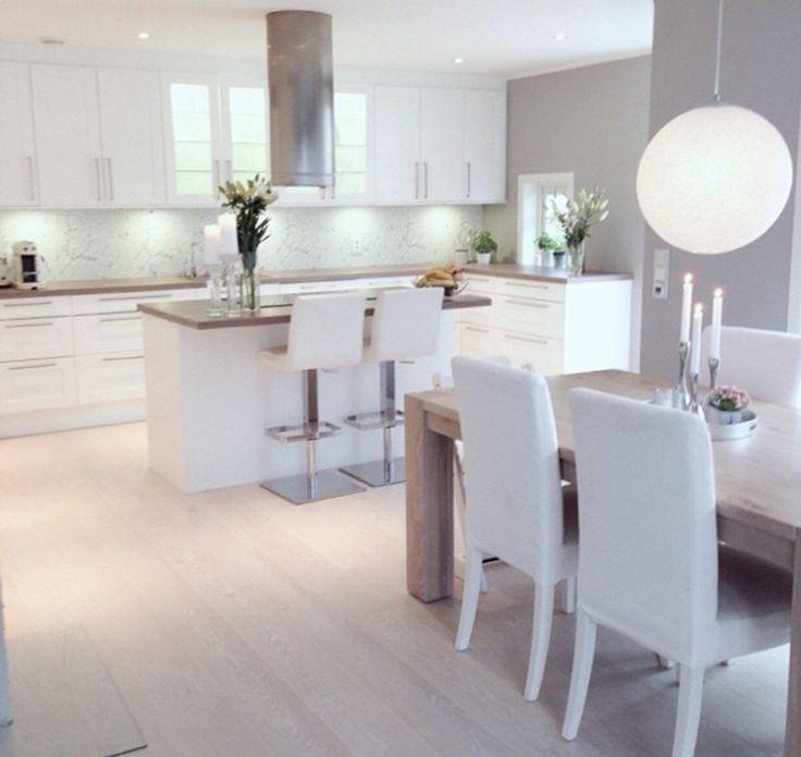 47 besten Küche Bilder auf Pinterest Küchen modern, Küchen ideen - küchen ohne hängeschränke