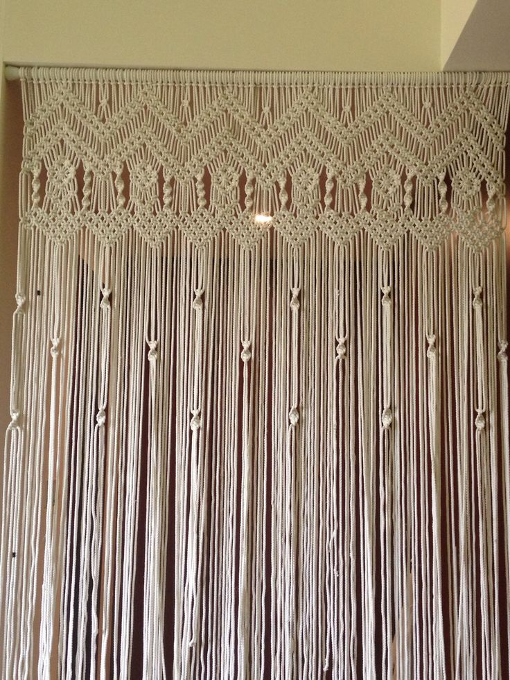 how to make macrame curtains best 25 macrame curtain ideas on hanging door 6615
