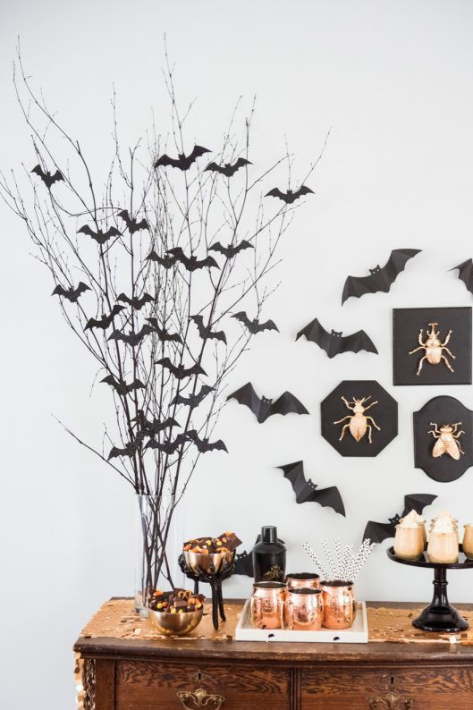 48 DIY Halloween decorations that are so simple that it's scary