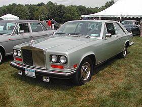 Rolls-Royce Camargue – 1975