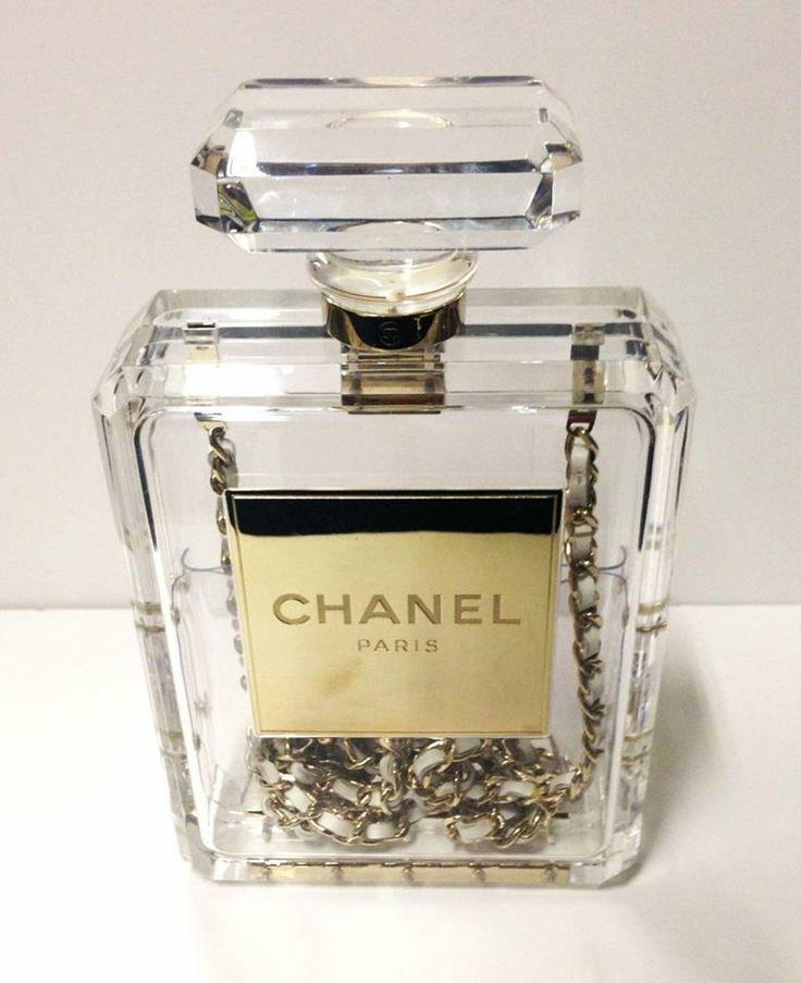 chanel perfume bottle bag perfume pinterest