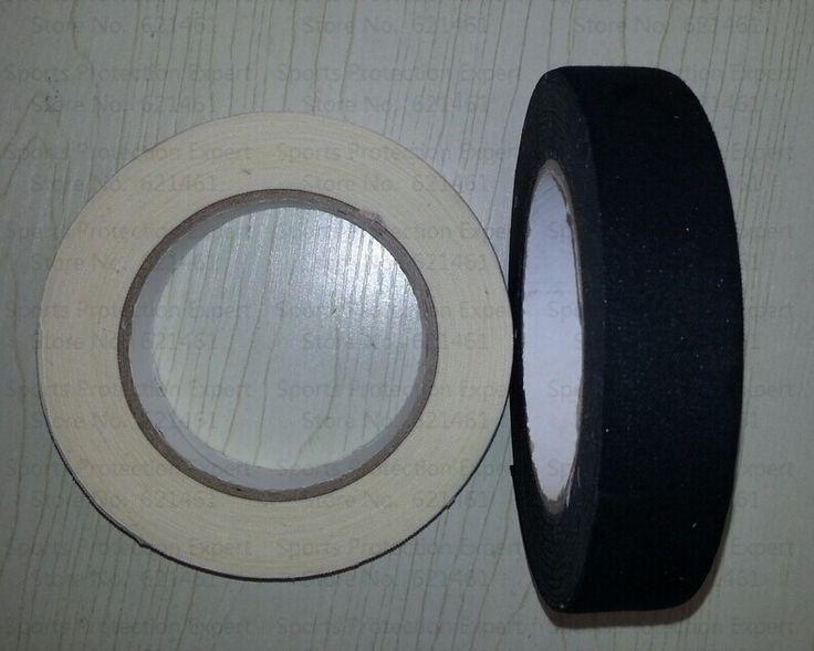 25MMX22.5M  2rolls/lot Cloth Hockey Tape Adhesive Sports trainers tape