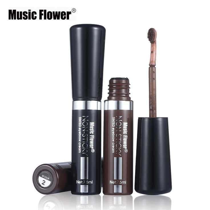 Music Flower Eye Makeup Eyebrow Dye Cream Mascara …